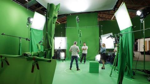 Proceso de grabación VR