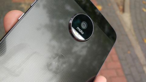 imagen del Moto Z