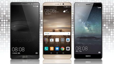 Comparativa Huawei Mate