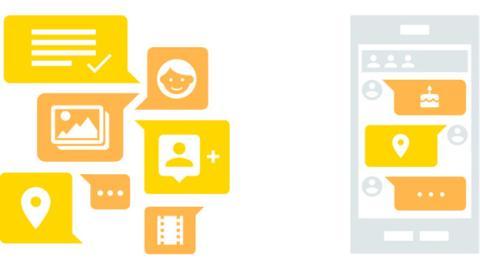 La evolución de los SMS son los RCS, según Google