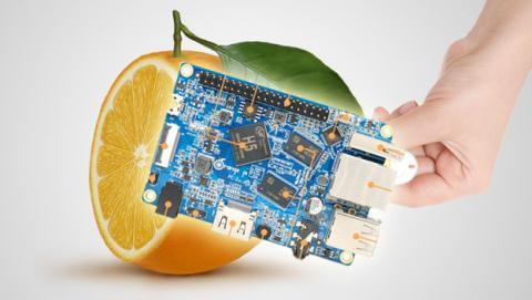 La nueva Orange Pi PC2
