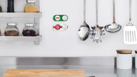 El botón Dash Button de Amazon