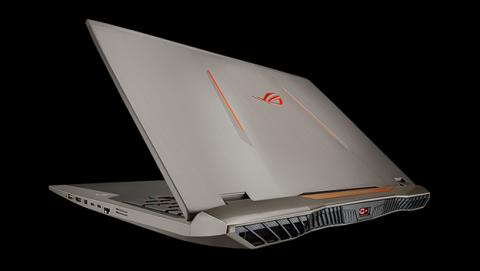 Asus G701VI, portátil gaming con una GTX 1080