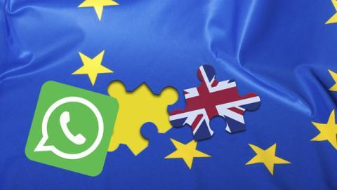 WhatsApp tiene que dejar de compartir datos con Facebook en Reino Unido