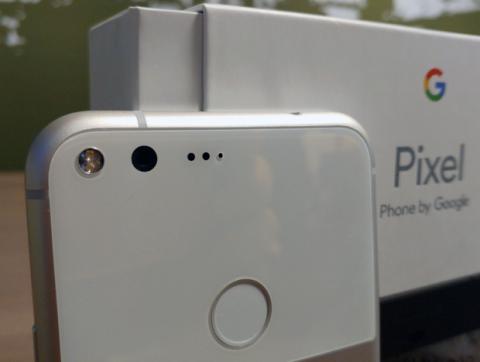 Camara Pixel XL