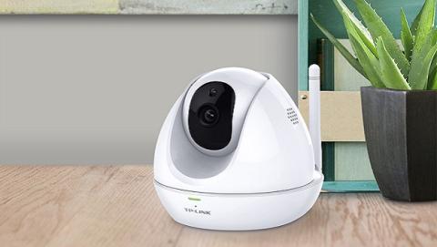 TP-Link presenta nueva cámara de seguridad HD