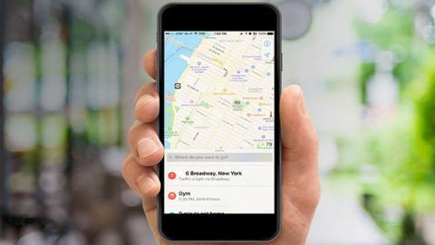 La realidad aumentada llegará a los mapas de Apple