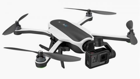 GoPro retira su dron Karma por problemas con la batería