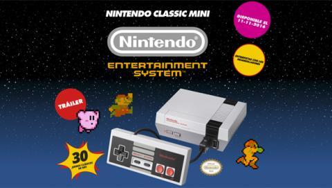 Guía para comprar la Nintendo Classic Mini NES en España