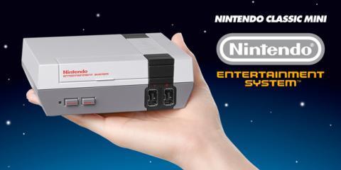 Disponibilidad de la NES Classic Mini