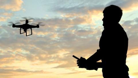 Simulador de carreras de drones