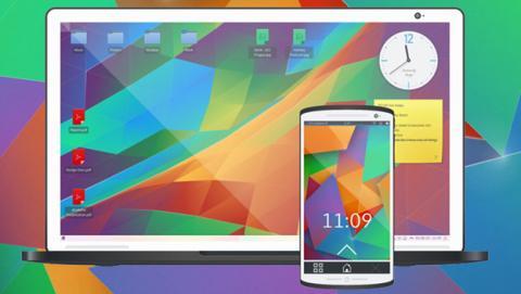Plasma Mobile OS