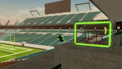 Este simulador te dice si vales para piloto de drones