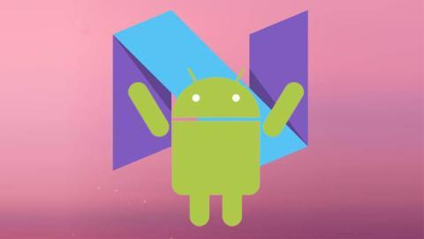 Logo de Android Nougat