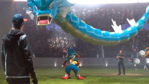 Cómo luchar contra tus amigos en Pokémon GO