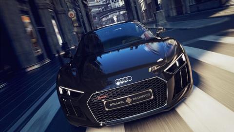 Audi R8 de Final Fantasy XV