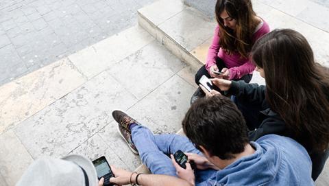 Uso de Whatsapp en España