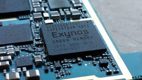 Procesador Exynos para el Galaxy S8