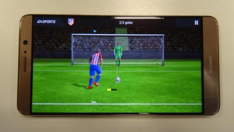 FIFA Mobile en el Mate 9