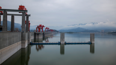 Hidroeléctricas emiten 1,3% de GEI