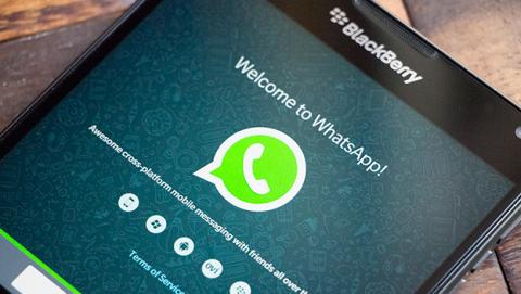 Soporte Whatsapp blackberry y nokia symbian