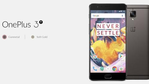 Características del OnePlus 3T