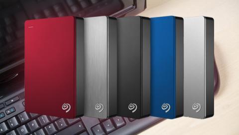 Seagate Backup Portable Plus, el disco duro externo portátil de 5 TB