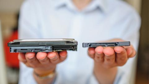 Qué sistema de almacenamiento es mejor: SSD, SSHD y HDD