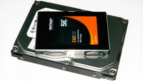 SSD es el sistema de almacenamiento más rápido.