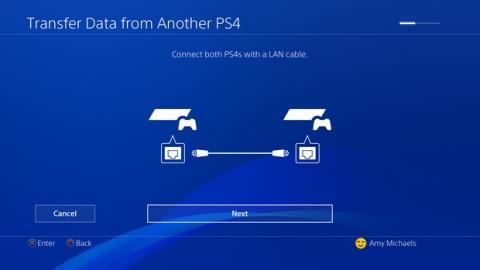 Cómo pasar tus datos de la PS4 a la PS4 Pro