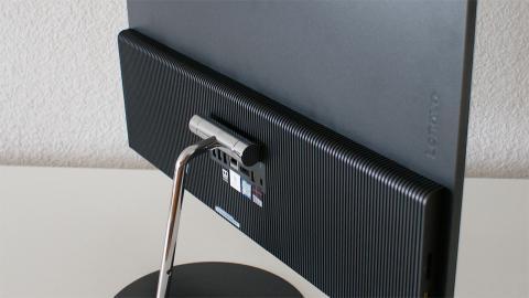 Lenovo Thinkcentre X1 trasera