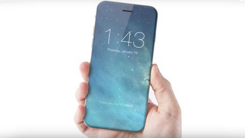 El iPhone 8 usará pantalla OLED solo en uno de sus modelos