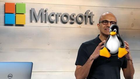 Microsoft ya está en la junta directiva de la Fundación Linux