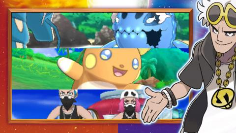 Diferencias entre Pokémon Sol y Luna