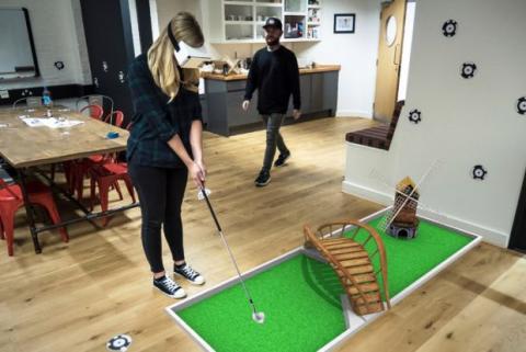 golf en zapbox