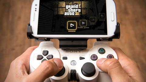 Juegos de PlayStation en móviles