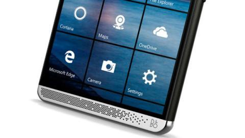 Nuevo teléfono Windows Phone de HP