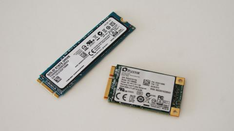 SSD tipo mSATA y M.2