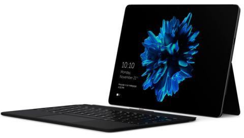 Eve V, el equipo con Windows 10 que quiere competir con la Surface Pro