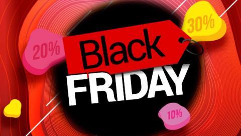 Tiendas con ofertas por el Black Friday