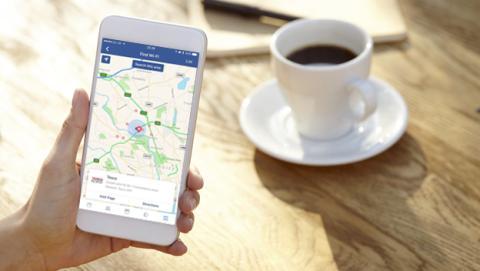 WiFi gratis en Facebook a cambio de un like