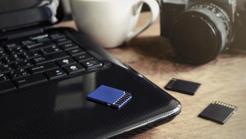 Recuperar una tarjeta SD dañada