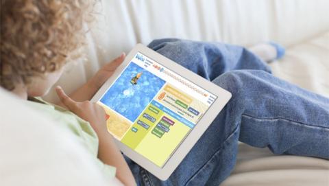 La herramienta de Disney para que los niños aprendan a programar