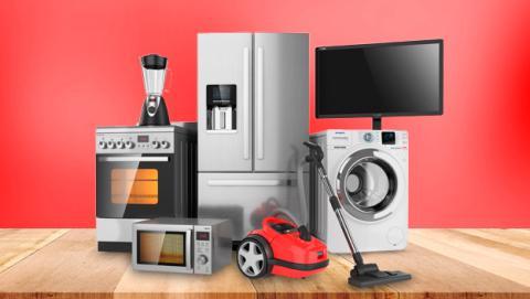 Electrodomésticos con descuentos de Black Friday en Worten