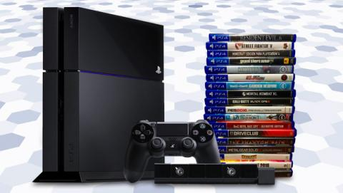 Black Friday en PS4 Pro y videojuegos