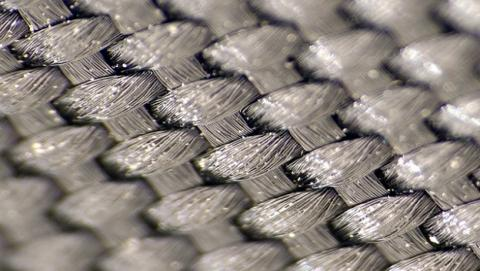 Músculo sintético a base de nylon