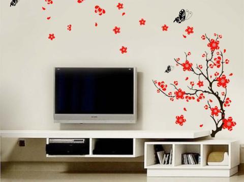 Pegatinas de decoración para la pared