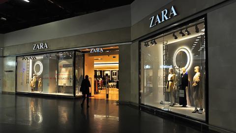 Ropa de Zara