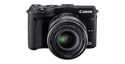 Cámara EVIL Canon EOS M3 Black Friday 2016 Fnac