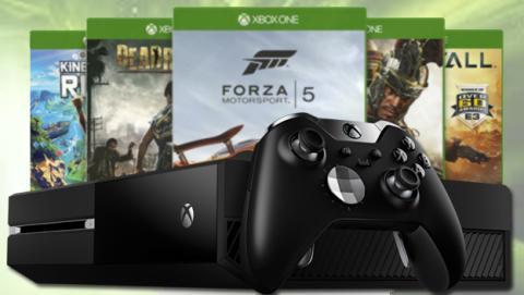 Black Friday en Xbox One y videojuegos